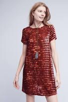 Hoss Intropia Resolution Velvet Dress