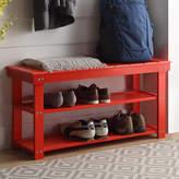 Beachcrest Home Stoneford Storage Bench
