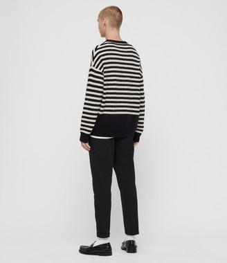 AllSaints Keet Crew Sweater