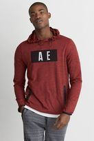 American Eagle Outfitters AE Flex Graphic Pullover Hoodie