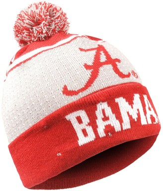 Alabama Crimson Tide Big Logo Full Knit Light Up Beanie
