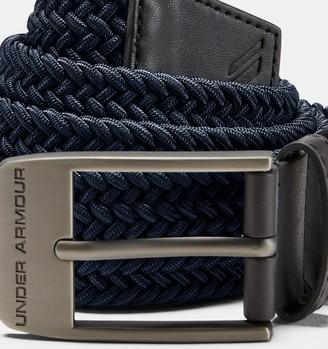 Under Armour Men's UA Braided Belt 2.0