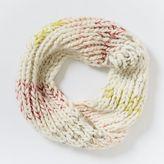 Chunky Knit Infinity Scarf
