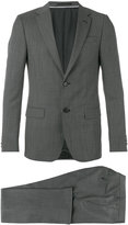 Z Zegna slim-cut suit - men - Cupro/Wool - 48