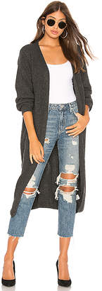 Lovers + Friends Lace Up Cardigan