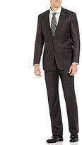Hart Schaffner Marx New York Modern-Fit Striped Suit