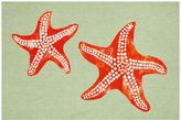 Liora Manné Trans Ocean Imports Visions III Starfish Doormat - 20'' x 29 1/2''