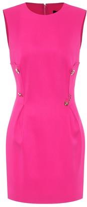 Versace Embellished minidress
