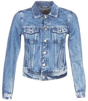 Pepe Jeans CORE JACKET women's Denim jacket in Blue