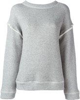 Helmut Lang basic sweatshirt
