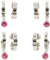 Kensie Hoop Earrings