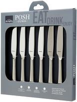 Amefa Oxford 6pc Posh Extra's Steak Knives