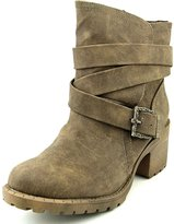 Groove Sydnie Women US 8 Brown Ankle Boot