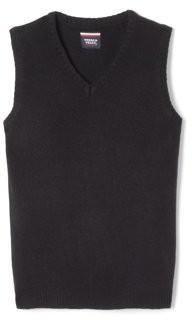 French Toast Husky Boys School Uniform V-Neck Sweater Vest (Husky)
