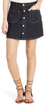 Denim & Supply Ralph Lauren D&S Tilden Button-Front Skirt