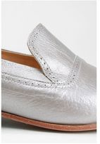 Dieppa Restrepo Walt Loafer - Metallic Mercurio