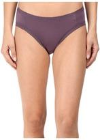 Yummie by Heather Thomson Christine Micro Modal Comfort Lace Hi-Cut Brief