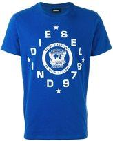 Diesel 'T-Diego-HE' T-shirt - men - Cotton - M