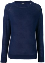 Aspesi round neck knitted jumper