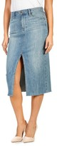 Paige Women's Leanne Denim Skirt