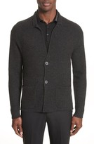 Lanvin Men's Cashmere Sweater Jacket