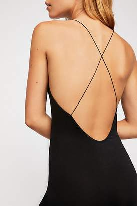 Free People Low Back Seamless Romper by Intimately at