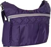 Lug Concord Purple Swing Crossbody Bag