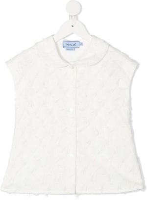 Mi Mi Sol Quilted Button-Up Vest