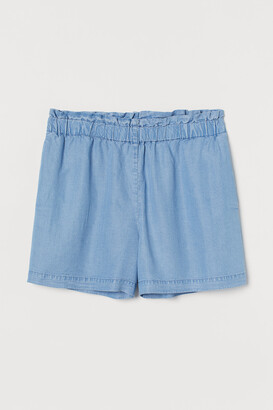 H&M H&M+ Pull-on Lyocell Shorts