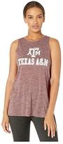 Champion College Texas AM Aggies Marathon III Tank (Maroon) Women's Clothing