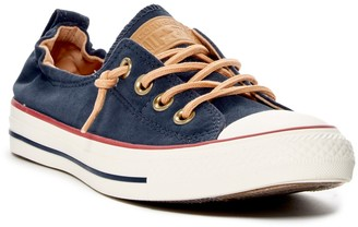 Converse Chuck Taylor All-Star Shoreline Low Top Slip-On Sneaker