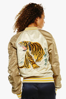 Alpha Industries Reversible Tiger Souvenir Jacket