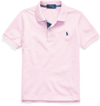 Ralph Lauren Cotton Jersey Polo Shirt