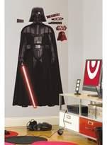 Star Wars Darth Vader RoomMates Vadar Peel & Stick Giant Wall Decal