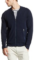 Marc O'Polo Men's 626519861056 Cardigan - Blue
