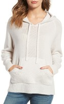 James Perse Women's Cashmere Hoodie