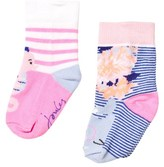 Joules Pack of 2 Starfish and Whale Socks