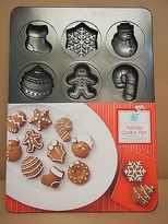 Martha Stewart 16x11 Nonstick Cookie Baking Sheet Holiday Christmas