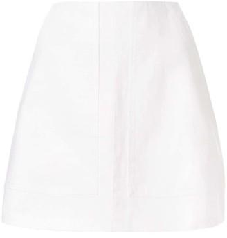 Venroy Mini A-Line Skirt