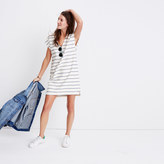 Madewell Vacances Dress in Leta Stripe