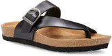 Eastland Women's Sandals BLACK - Black Shauna Leather Sandal - Women