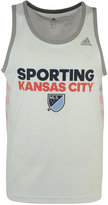 adidas Men's Sporting Kansas City USA Performance Tank Top