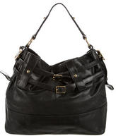 Rebecca Minkoff Bucket Accented Leather Hobo