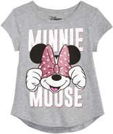 Disney Disney's Minnie Mouse Graphic-Print T-Shirt, Little Girls