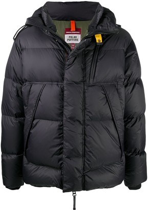 Parajumpers Cloud hooded puffer jacket