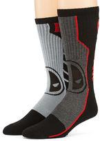 Marvel Deadpool 2-pk. Athletic Crew Socks