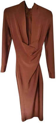 House Of CB Brown Dress for Women
