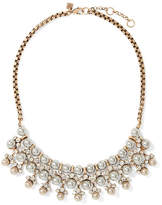Banana Republic Luminous Pearl Statement Necklace