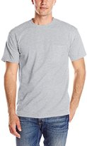 Hanes Men's Short-Sleeve Beefy T-Shirt with Pocket