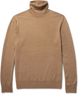 Dries Van Noten - Merino Wool Rollneck Sweater